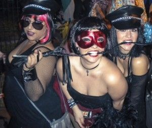 carnaval chicas